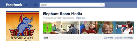 new facebook page layout pictures