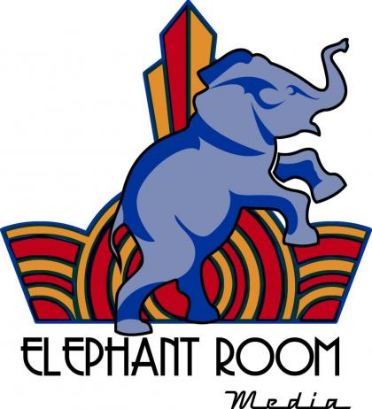Elephant Room Media Logo Design